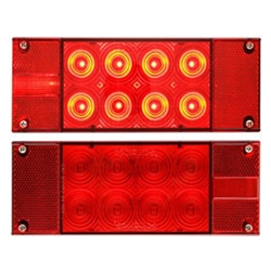 FLEET Count™ LED Low Profile Combination Tail Lights