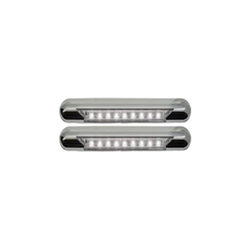 "11"" Opti-Brite™ LED Awning Lights  for Surface Mount Pair"