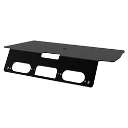 Fleet Series Drill-Free Light Bar Cab Mount for 2015+ Ford® F-150/2017+ Ford® F-250-550 8895550