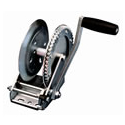 1,600 lb Single Speed Hand Winch