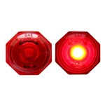 "Uni-Lite™ 3/4""Red LED Non-Directional Marker/Clearance Light"