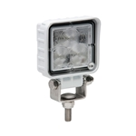Opti-Brite ™  LED Work Light 3 Diodes White Housing