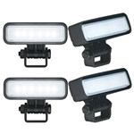 Opti-Brite™ 6-LED Mini Flood Light Pair