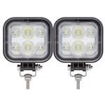 Opti-Brite™ 6-LED Work Light Pair