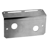 Aluminum Mounting Bracket For 4.875 Inch Rectangular Surface Mount Strobe Light 8891007