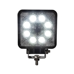 Square LED Flood Light w/Built-in Backup Camera